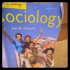 Sociology by Jon Shephard 10th edition